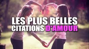 Les Plus Belles Citations Damour 1