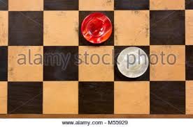 Old Wooden Board Games wooden checkers board and pieces Stock Photo 100 Alamy 60