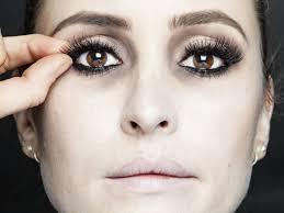 uk how to bleeding eyes makeup tutorial mac makeup step by
