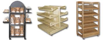 bakery display racks shelves sub cat header