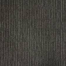 square carpet tiles. EuroTile Union Square Slate Loop 19.7 In. X Carpet Tile (20 Tiles
