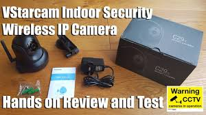 <b>VStarcam</b> Wireless IP Camera 1080P <b>HD</b> [Hands on Review and Test]