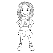 Small Picture Little Girl Coloring Pages Best Coloring Page