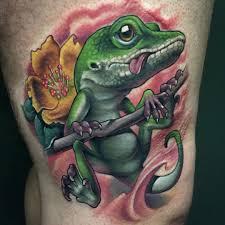Tattoocop Aaron Springs New School Neo Traditional Tattoo