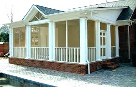diy screened in porch ideas for decorating a screened porch in kits designs the design diy diy screened in porch