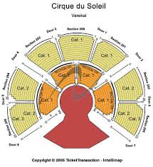 Cirque Du Soleil Tysons Seating Chart The Grand Chapiteau Toronto Seating Chart Criss Angel Cirque