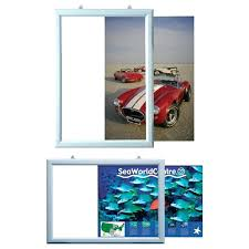 double sided frames slide in poster picture frame ikea glass whole two