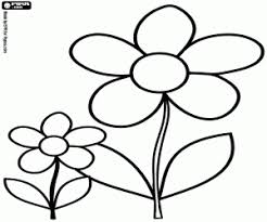 Flowers Coloring Pages Printable Games
