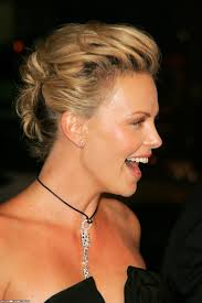Charlize Theron Short Hair Style charlize theronshort hair style ideas hair pinterest 6982 by wearticles.com