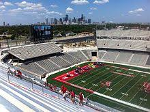 Cougar Stadium Seating Chart Tdecu Stadium Wikipedia