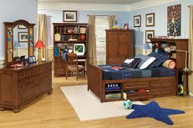Kids Bedroom Furniture Desk Kids Full Size Bedroom Sets Integrated Bed Frame And Study Desk
