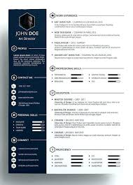Free Word Resume Templates Interesting Word Document Resume Template Professional Ms Word Resume Template