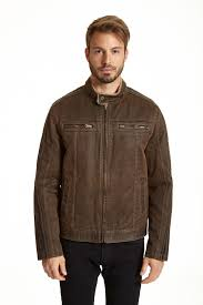 mens moto racer jacket