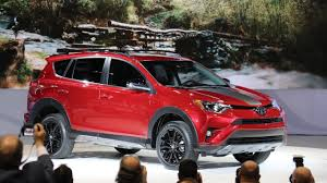 2018 Toyota RAV4 Adventure 2017 Chicago Auto Show - YouTube