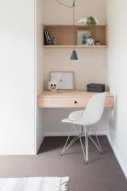 small space office desk. via mommo design for small spaces desk spacesmall office space d