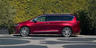 Trim Levels Of The 2018 Chrysler Pacifica