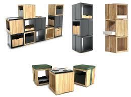 wooden cubes furniture. Plain Furniture Cube  In Wooden Cubes Furniture E