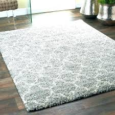 fuzzy area rugs large white area rug grey white area rugs grey and white area rug