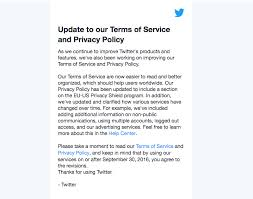 Terms of Service and Privacy Policy Emails: 6 Lessons to Make Them ...
