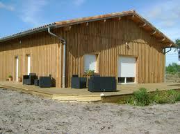 Deck 40 Maison Ossature Bois Landes Constructeur Maison Bois