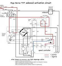 1999 ezgo txt wiring diagram 1999 wiring diagrams online solenoid activation ez go txt wiring diagram