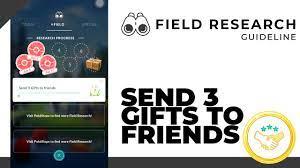 SEND 3 GIFTS TO FRIENDS   HƯỚNG DẪN NHIỆM VỤ NGÀY   POKÉMON GO VIỆT NAM -  YouTube