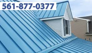 metal roof painting commercial residential west palm beach gardens boca raton jupiter wpb pbg