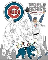 Small Picture Chicago Cubs World Series Champions A Detailed Coloring Book for