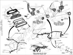 ford truck technical drawings and schematics section i F350 Frame Diagram ford truck technical drawings and schematics section i electrical and wiring Ford F-350 Frame Width