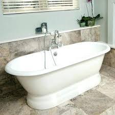 60 freestanding bathtub inch freestanding bathtub bathtubs idea tubs small tub white porcelain with built 60 freestanding bathtub