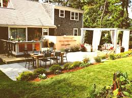 amazing backyard makeover ideas with nice outdoor dining table diy creative designs cileather home