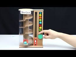 Mentos Vending Machine Custom Wow Amazing DIY Vending Machine With 48 Different Taste Mentos At