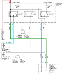 99 chevy bu cooling fans 3 1l engine have replaced relays i have included the wiring diagram below to better understand how this circuit works