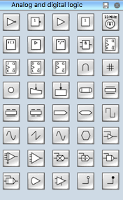 electrical symbols electrical schematic symbols electrical symbols analog and digital