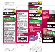 Childrens Robitussin Cough And Cold Cf Liquid Richmond