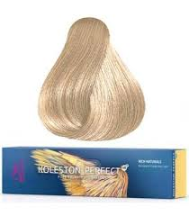 Wella Koleston Perfect Me 9 16 Very Light Blonde Ash 60ml