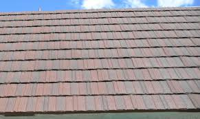 types of metal roofs can you paint clay roof tiles