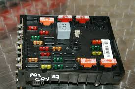vw passat b7 1 6 tdi fuse box 3c0937125