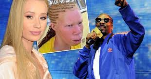 iggy azalea hits out at snoop dogg after he posts meme of her on insram i m disappointed mirror