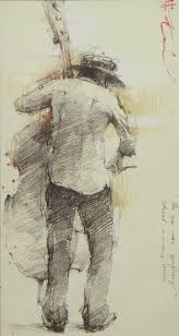 andre kohn the one man symphony on artstack find this pin and more on drawings