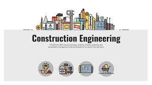 Construction Engineering Animated Ppt Youtube