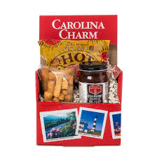 carolina charm gift basket savory