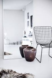 wall mirror without frame large frameless bathroom mirrors wire chair white bedrooms interesting