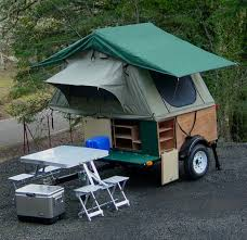 Small Picture DIY Tent Campers You Can Build on a Tiny Trailer