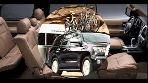 2016-2017 Toyota Sequoia Diesel NEw ~ First Look, Overviews ...