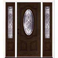 feather river doors 67 5 in x81 625 in lakewood patina 3 4