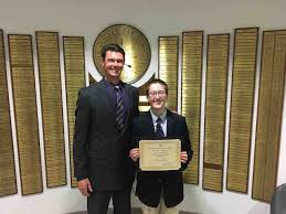 accompsett student ryan slattery first place winner in we the   school in the smithtown central school district was d a first place winner in the suffolk county bar association s we the people essay contest
