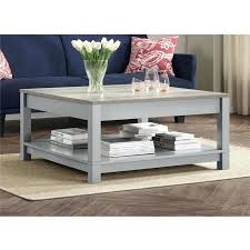 mainstays side table coffee table round coffee table sets living room tables console side mainstays lift