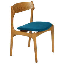 danish modern model 49 chairs by erik buch for o d møbler
