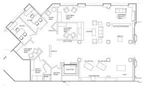 Image Result For Floor Plan For Bank In 2019 Floor Plans